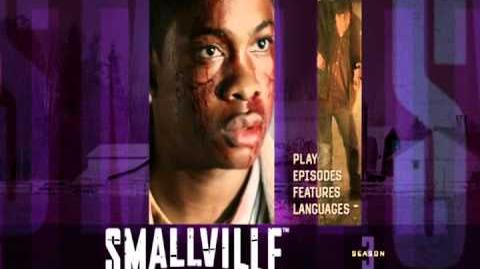 Smallville Season 3 DVD Menu Intro