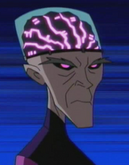 JL villains Psimon TT Psimon Teen Titans