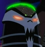 TT Teen Titans Rouges Brain DCAU TT Brain