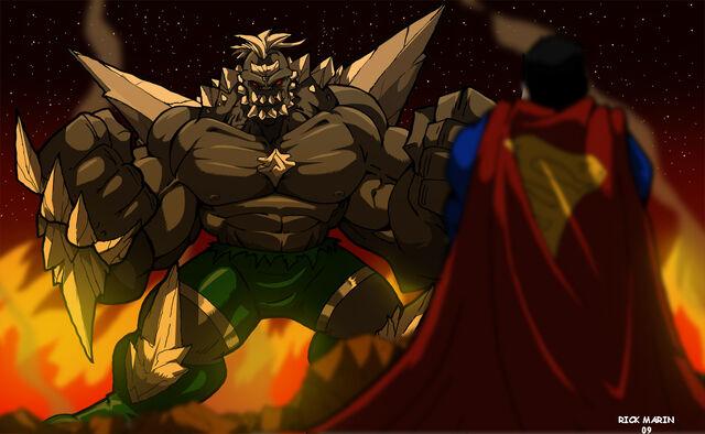 File:The Ultimate Destryoer and Kal-El.jpg