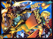 Hawkman-vs-green-arrow-2