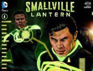 Smallville Lantern 2