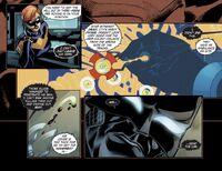 Nightwing send The Car