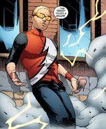 Flash Bart Allen SV S11