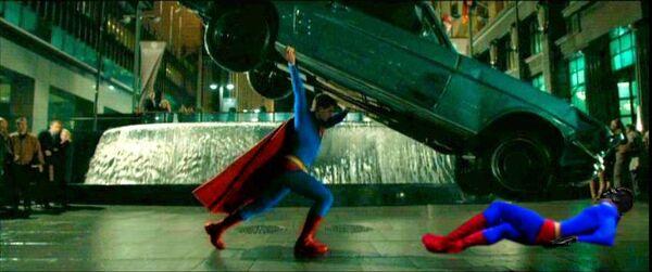 Superman vs Bizarro(Superman01)