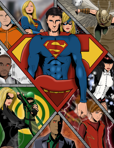 File:Smallville s justice league by alijameel-d3a3lkb.png