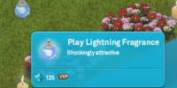 Play Lightning Fragrance