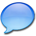 File:Icon speech bubble chat balloon.png