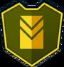 Emblem - Green Chevron