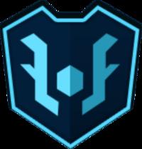 Emblem - Blue Fehu