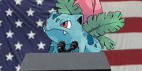 Swampasaur (President Ivysaur)