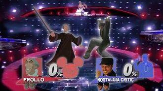 Smash Bros Lawl 1ON1 - Frollo vs Nostalgia Critic