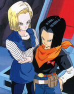 Android 17 & 18