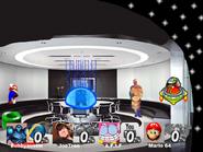 Smash Bros Lawl Stadium Characters intro 1