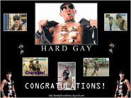 Hard gay congratulations