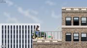 Balcony Terror