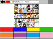 Sbls roster