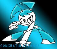 Jenny xj9 congratulations