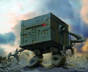 Warbot art