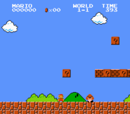 Mario W-256 (SMB1 Hack)-0