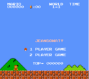 Super Mario Bros. - Jeansowaty Levels