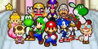 Mecha Sonic Saga