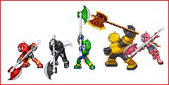SMBZ Axem Rangers X