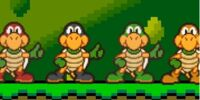 Here Come the Koopa Bros.