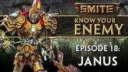 SMITE Know Your Enemy 18 - Janus