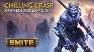 SMITE - New Skin for Ah Puch - Chilling Grasp