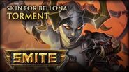 New Bellona Skin Torment