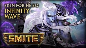 New He Bo Skin Infinity Wave