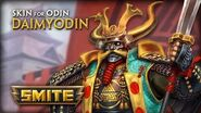 New Skin for Odin - DaimyOdin