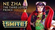 SMITE God Reveal - Ne Zha, The Third Lotus Prince