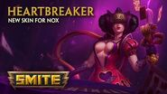SMITE - New Skin for Nox - Heartbreaker