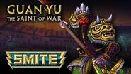 SMITE B Roll - Guan Yu