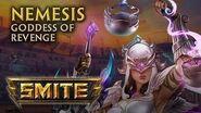 SMITE - God Reveal - Nemesis, Goddess of Revenge
