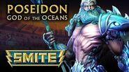 SMITE God Reveal - Poseidon, God of the Oceans