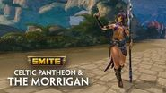 SMITE - Season 4 Dev Talk - Celtic Pantheon & The Morrigan