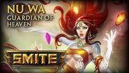 SMITE - God Reveal - Nu Wa, Guardian of Heaven