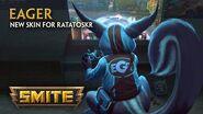 SMITE - New Skin for Ratatoskr - Eager
