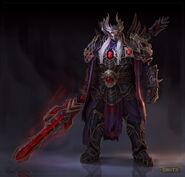 Odin 'Dread Knight' Concept