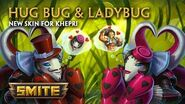 SMITE - New Skins for Khepri - Ladybug & Hug Bug