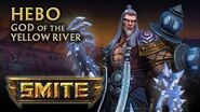 SMITE - God Reveal - He Bo, God of the Yellow River