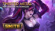 SMITE - New Skin for The Morrigan - Twisted Metal