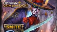 SMITE - New Skin for Loki - Grim Mariachi