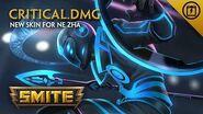 SMITE - New Skin for Ne Zha - Critical