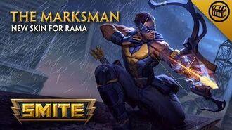 SMITE - New Skin for Rama - The Marksman