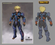 Thor skin concept