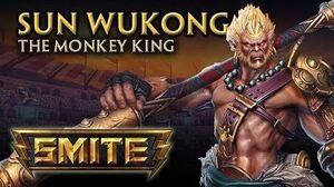 SMITE - God Reveal - Sun Wukong, The Monkey King